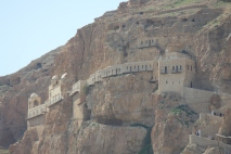 Jericho - Biara di pegunungan