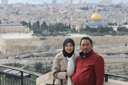 Jerusalem - Di Mount Olive