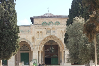 Jerusalem - Masidil Aqsa 3