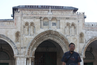 Jerusalem - Masjidil Aqsa 1