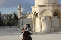 Jerusalem - Sekitar Masjidil Aqsa