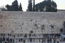 Jerusalem - Wailing Wall (Tembok Ratapan)