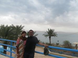 Jordan - Di pinggir Dead Sea