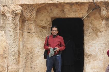 Jordan- Gua Ashabul Kahfi