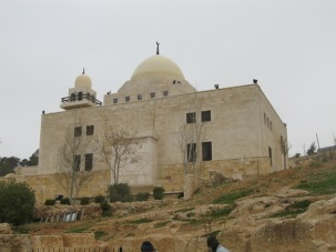 Jordan - Masjid Ashabul Kahfi