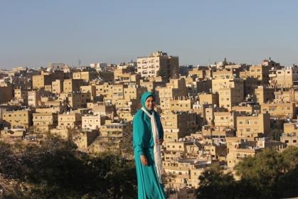 Jordan - Seberang Amman Citadel