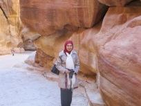 Petra - The Siq 7