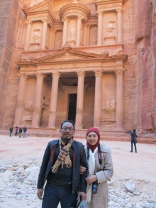 Petra-the Treasury 3